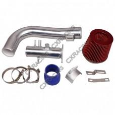 Turbo Intake CAI Cool Air Filter Kit For 2014+ Subaru WRX FA20DIT