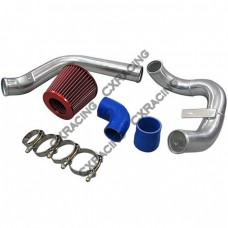 CAI Cold Air Intake Filter Pipe Piping Kit For FIAT 500 Fiat500