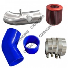 "3"" Intake Pipe Air Filter Kit for 03 Mazdaspeed Protege 2.0L Turbo"