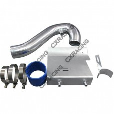 Cold Intake Pipe and HeatShield For 02-05 Audi A4 B6 1.8T Turbo