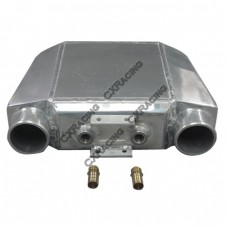 """Liquid Water to Air Intercooler 18""""x13""""x4.5"""", 4.5"""" Core: 10""""x9""""x4.5"""", 3"""" Air Inlet & Outlet"""