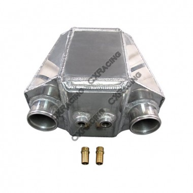 "Liquid Water to Air Intercooler 14""x12""x8.5"", 8.5"" Core: 9""x6""x8.5"", 3"" Air Inlet & Outlet"