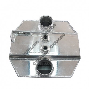 """Liquid Water to Air Intercooler 15""""x13""""x11"""", 6"""" Core: 15""""x10""""x6"""", 3"""" Air Inlet & Outlet"""