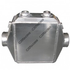 """Liquid/Water to Air Intercooler 16""""X11""""X4.5"""",4.5"""" Thick, 3"""" Air Inlet Outlet"""