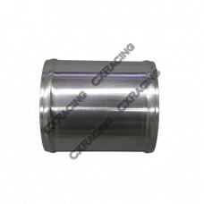 "3.5"" OD 4"" Long Universal Aluminum Joiner Pipe for Intecooler Turbo"