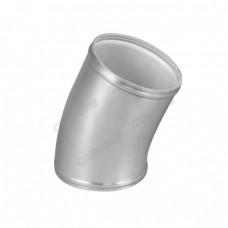 "4"" O.D. 30 Degree Aluminum Mandrel Bent Short Intake Pipe"