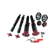 32 Damper Camber Plate Suspension CoilOvers For BMW E46 Sport Ride