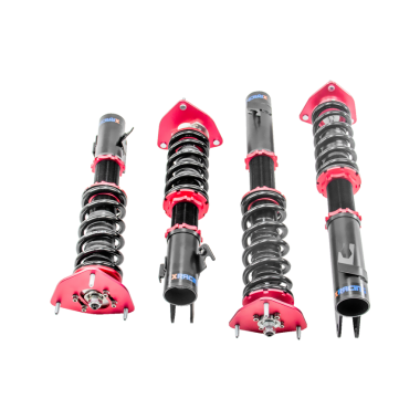 Damper Camber Plate CoilOvers Suspension Kit For 05-07 SUBARU WRX GD STI