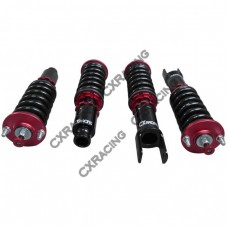 Damper Coilovers Suspension Kit For 92 - 96 Honda Civic EG