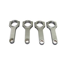 H Beam Connecting Rod Rods For Civic B16 VTEC B B16A1 A2 A3 5.29'' or 134.36 Length