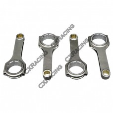 H-Beam Connecting Rods (4 PCS) for Honda Civic,with D15B2 Engines