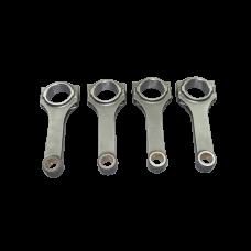 H-Beam Connecting Rod 4 Pcs For Honda F22 Engine 149.6mm Rod Length