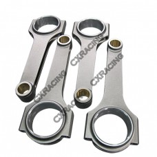 H-Beam Connecting Rods (4 PCS) for Nissan 240SX Frontier with KA24DE Engines