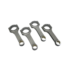 H-Beam Connecting Rods (4 PCS) for Audi VW 1.9L TDI Engines