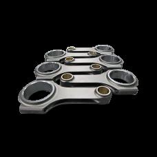 H-Beam Connecting Rods 6 Pcs For Nissan/Datsun 260Z/280Z L26 L28 Engine