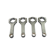 H-Beam Connecting Rods 4 Pcs For Datsun 510 Bluebird L16 L18 Engine