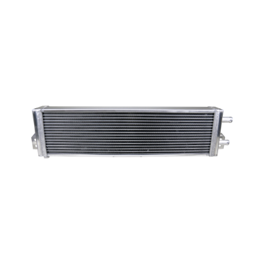 Air to Water Intercooler Aluminum Liquid Heat Exchanger 23x6x2.5 Inch