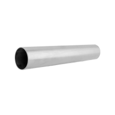 """1.75"""" Straight 10"""" Long 304 Stainless Steel Pipe Exhaust Catback Header"""