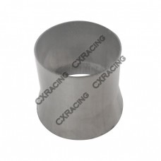 """3.5"""" to 3"""" 304 Stainless Steel Reducer Jointer Pipe Exhaust Catback"""