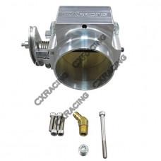 92mm Billet Aluminum Throttle Body For GM LS1 LS2 LS3 LS6 LS7 LSX