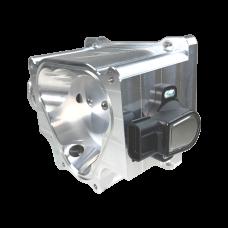 90mm  Billet Aluminum Throttle Body TPS Sensor For 92-02 RX7 FC FD 13B Rotary