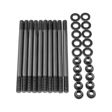 Chromoly Cylinder Head Stud Bolt Kit for Honda B16A Engine