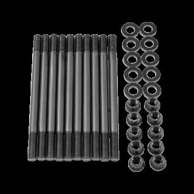 Chromoly Cylinder Head Stud Bolt Kit for Honda B16A Engine