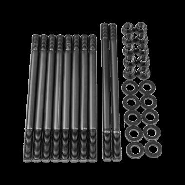 Chromoly Cylinder Head Stud Bolt Kit for Honda B18A Engine