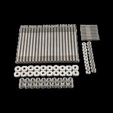 Titanium Head Stud Kit for GM Chevy LS/LM Engine LS1 LS3 5.3L 5.7L 04+