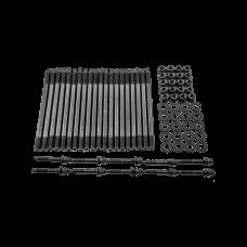 Head Stud Bolt Kit for GM Chevy LS/LM Engine LS1 LS3 5.3L 5.7L 04+