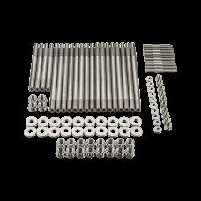 Titanium Head Stud Kit for 96-03 GM Chevy LS/LM Engine LS1 LS3 5.3 5.7L