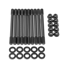 Chromoly Cylinder Head Stud Bolt Kit for Mazda Miata MX-5 1.6 1.8