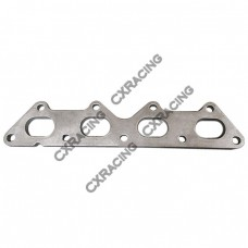 Stainless Exhaust Turbo Manifold Header flange For Eclipse Talon 4G63 1G 2G DSM