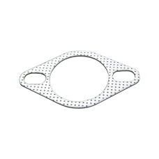 "2-Bolt 2.5"" I.D. Gasket For Downpipe Exhaust System"