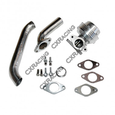 38mm Turbo Wastegate 8 PSI + Dump Tube Elbow Exhaust