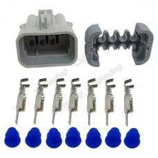 7-Pin Ignition Coil Main Harness Connector For LS1 LS2 LS3 LS6 LS7 LQ4 LQ9