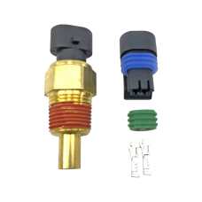 "Water Temp Sensor + Connector Assembly For LS1 / LSx 3/8"" NPT"