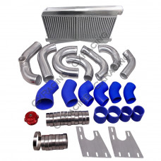 Twin Turbo Intercooler Piping Kit For G-Body LS1 LS Motor Cutlass Grand National Monte Carlo