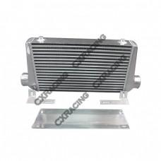 "27""x12""x3"" FMIC Intercooler + Mounting Bracket For Datsun 240Z 260Z 280Z"