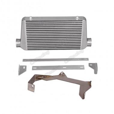 Intercooler + Bumper Hood Latch Bracket For 67-69 Cherovet Camaro
