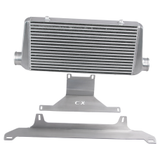 "3"" Core Intercooler + Mounting Bracket For 74-81 Chevrolet Camaro"