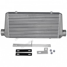 "Turbo Intercooler + Bracket For 79-93 Ford Mustang 5.0 Fox Body 4"" Core IC"