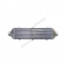 "28""x6""x2.5"" Turbo Universal Intercooler For SUBARU WRX STI Acura Integra"