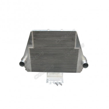 Double Core Intercooler For 99-03 Ford Super Duty 7.3L Diesel F250 F350