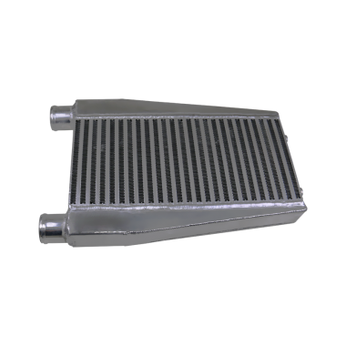 """2"""" Inlet/Outlet  Universal Turbo Intercooler 16.5x 8x 2 3/8 Core"""