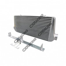 "4"" Core Intercooler + Mounting Brackets For Toyota Supra MK4"