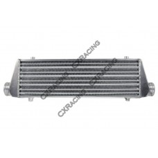 "2.5"" inlet & outlet Tube&Fin FMIC 27x7x2.25 Universal Intercooler"