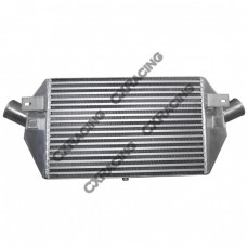 "32""X12.5""X3.5"" Turbo Intercooler For 03-05 Evolution Mitsubishi EVO 8 9"