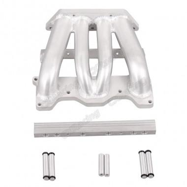 Intake Manifold For RX7 Turbo 2 FC 13B 4 Ports Fits FD REW Upper
