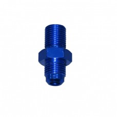Anodized Aluminum Flare Fitting AN 12 - M20x1.5